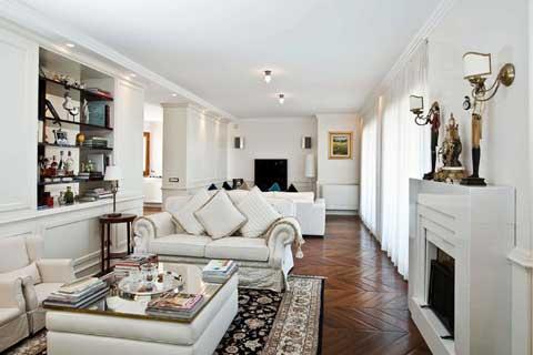 Ristrutturare casa e appartamento digital design genova for Arredamento liberty moderno