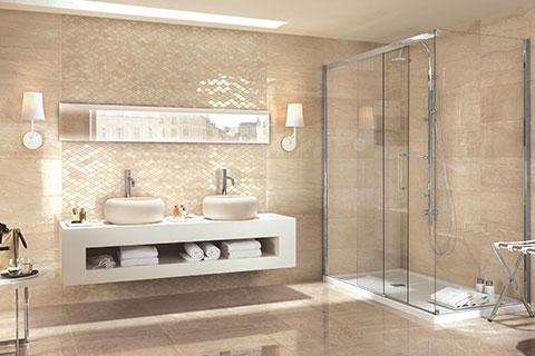 ristrutturare casa e appartamento: la fase progettuale | digital ... - Bagni Con Mosaico Moderni